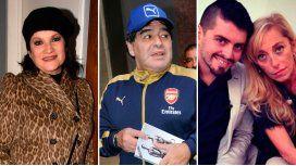 Lucía Galán: Sinagra quedó embarazada y Maradona sabía que era el padre