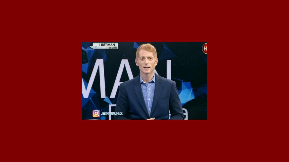 Martín Liberman anunció en TV su renuncia al Bailando: Fuimos víctimas de una escalada de violencia