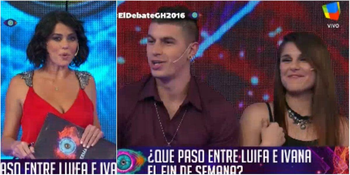 Ivana Icardi y Luifa confesaron que pasaron la noche juntos