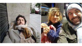 El nuevo presente de Ergün Demir: duerme en la calle y ayuda a los pobres