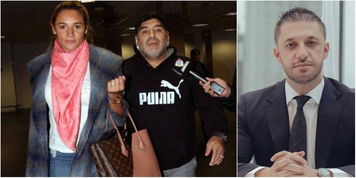 Diego Maradona no pudo salir del país y Matías Morla disparó: Acá hay algo raro