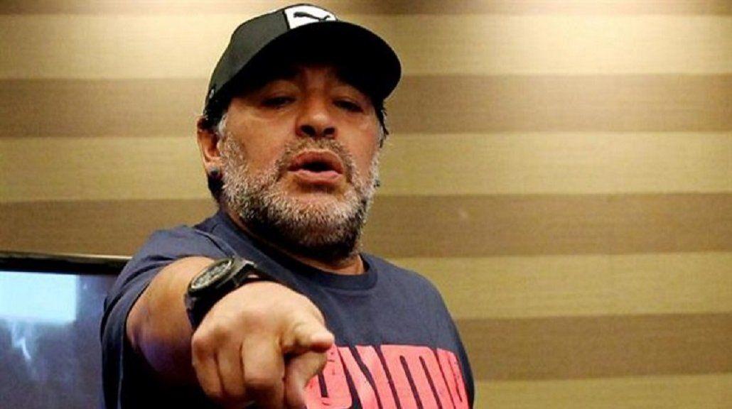 Tras el escándalo, Maradona podrá viajar hoy: Esto no va a quedar así