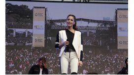 Tini brindó un show en la Villa 31 ante 15 mil personas: Fue una bendición