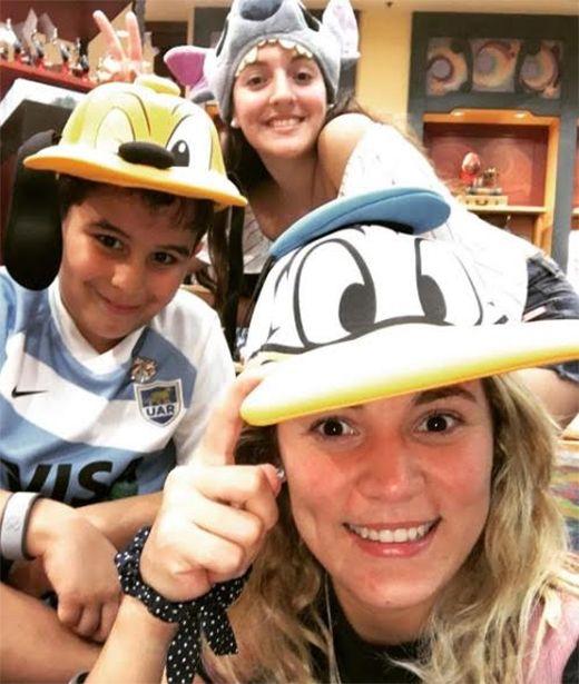 Rocío Oliva mostró intimidades del picadito de Diego Maradona y Diego Jr.; y su relación compinche con Jana