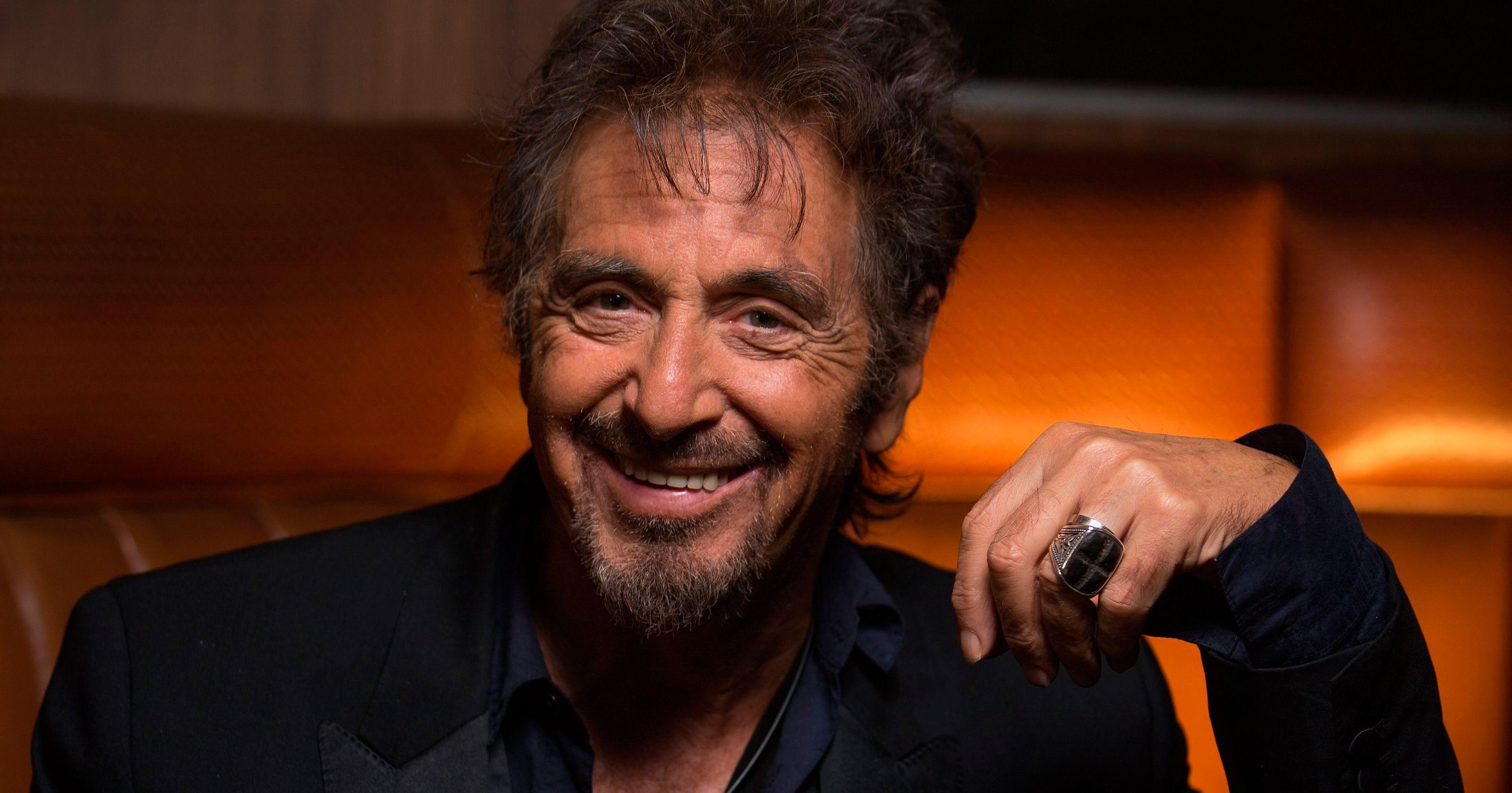 De la mano de Adrián Suar, Al Pacino llega al teatro Colón