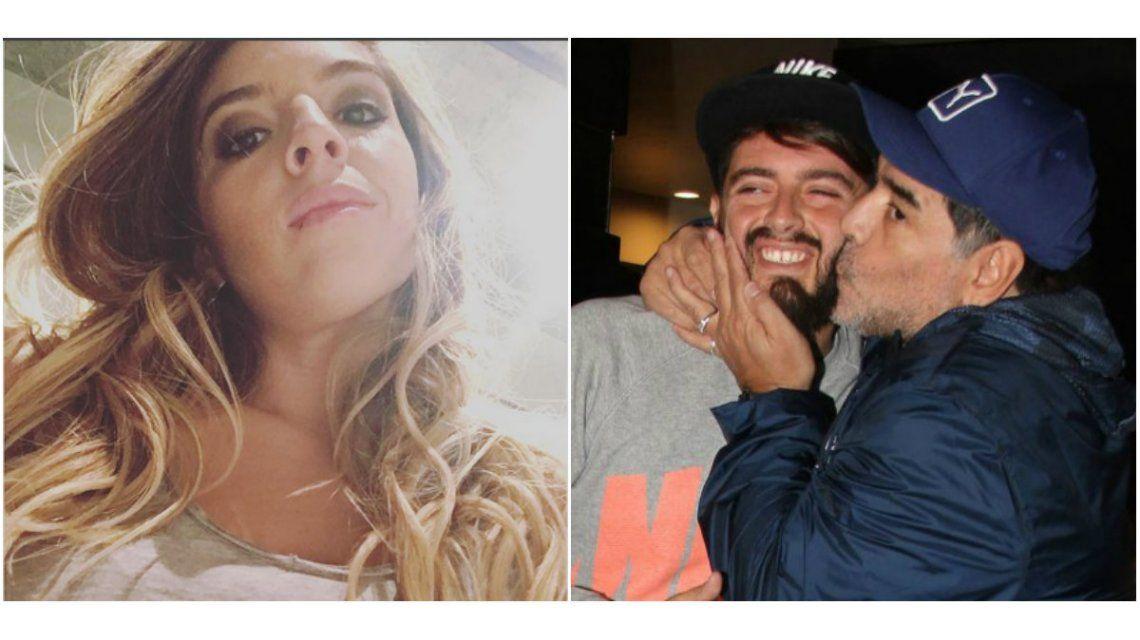 La catarsis en Twitter de Dalma Maradona: ¡No es mi culpa, ni la de mi hermana!