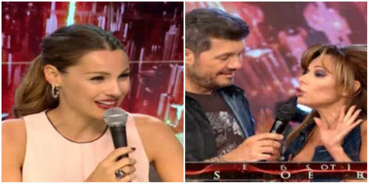 Inesperada contestación de Pampita a Iliana Calabró por El Polaco: No vengo acá a calentarme con ningún participante