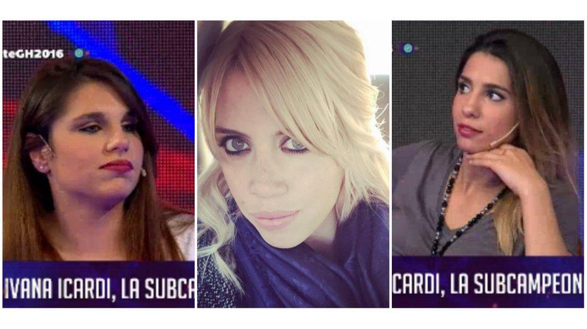 Debate picante: el sincericidio de Ivana Icardi por Luifa y un comentario áspero de Cinthia Fernández para Wanda