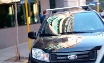 Aparecieron fotos de Laurita Fernández y Federico Bal saliendo de un hotel de Villa Carlos Paz