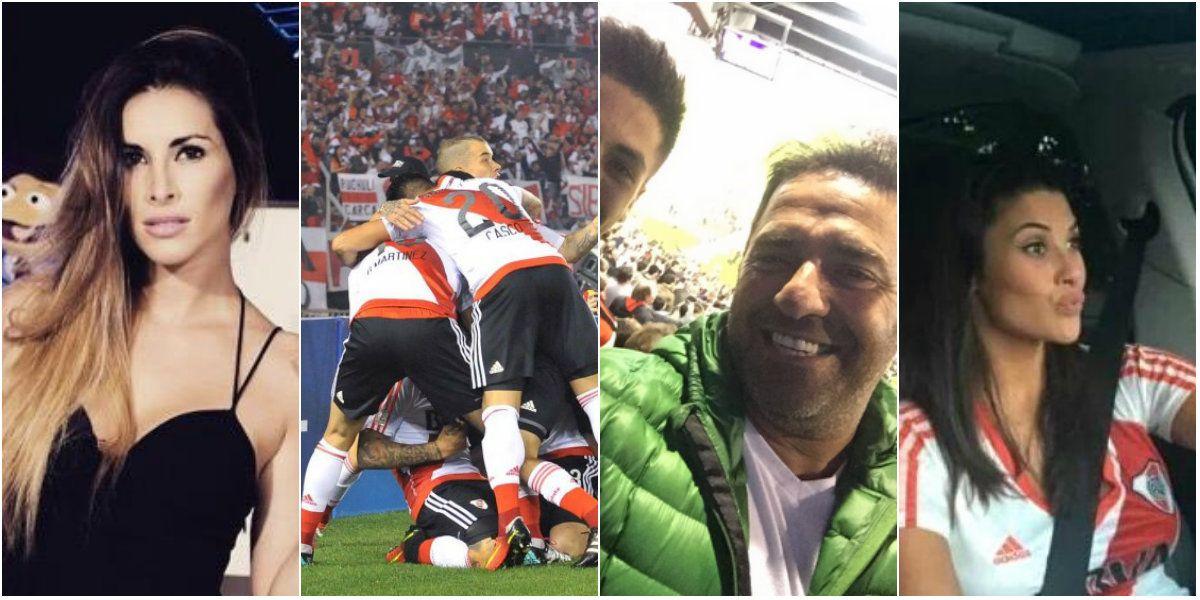 River se quedó con la Recopa Sudamericana y los hinchas famosos festejaron en las redes sociales