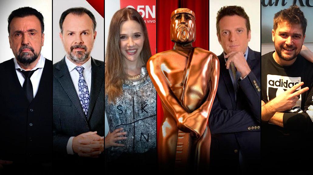 La lista de nominados a los Martín Fierro de Cable 2016