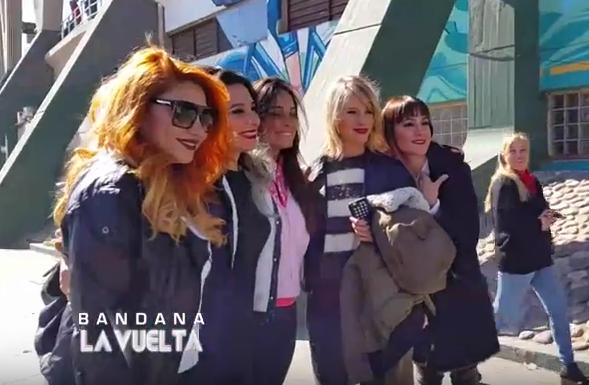 El video del backstage del show de Bandana en el Estadio Kempes de Córdoba