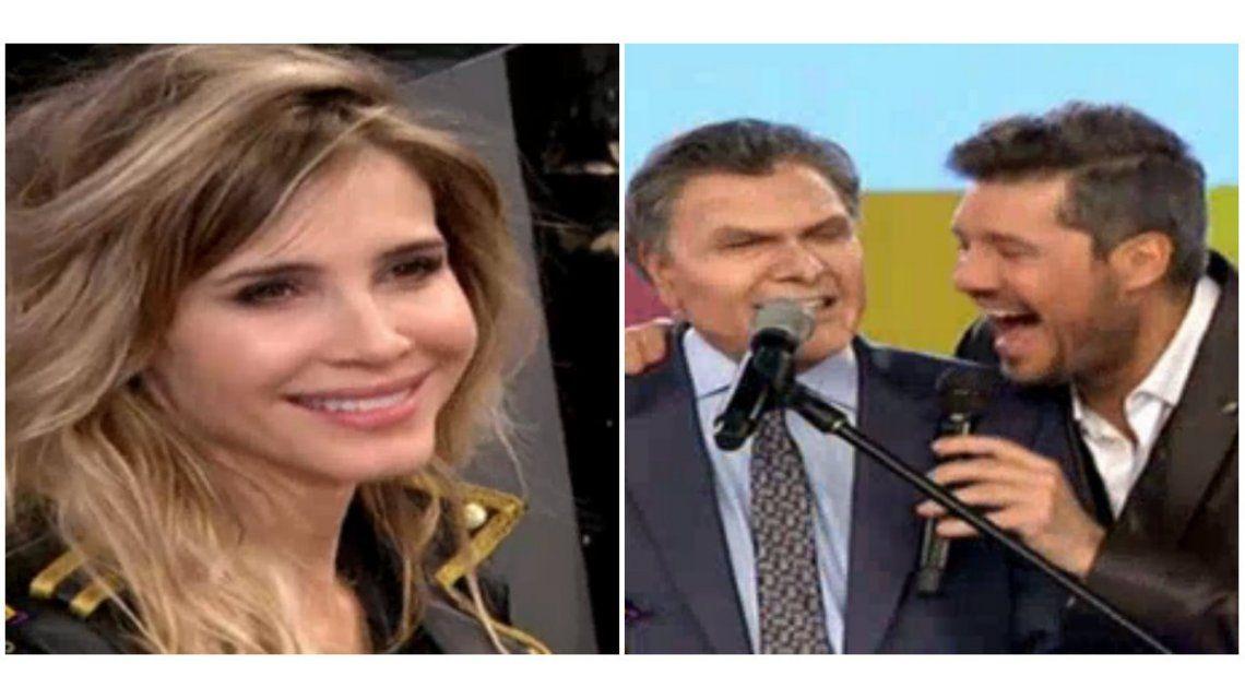 Guille Valdes reapareció en ShowMatch y le escribió un tierno saludo a Tinelli