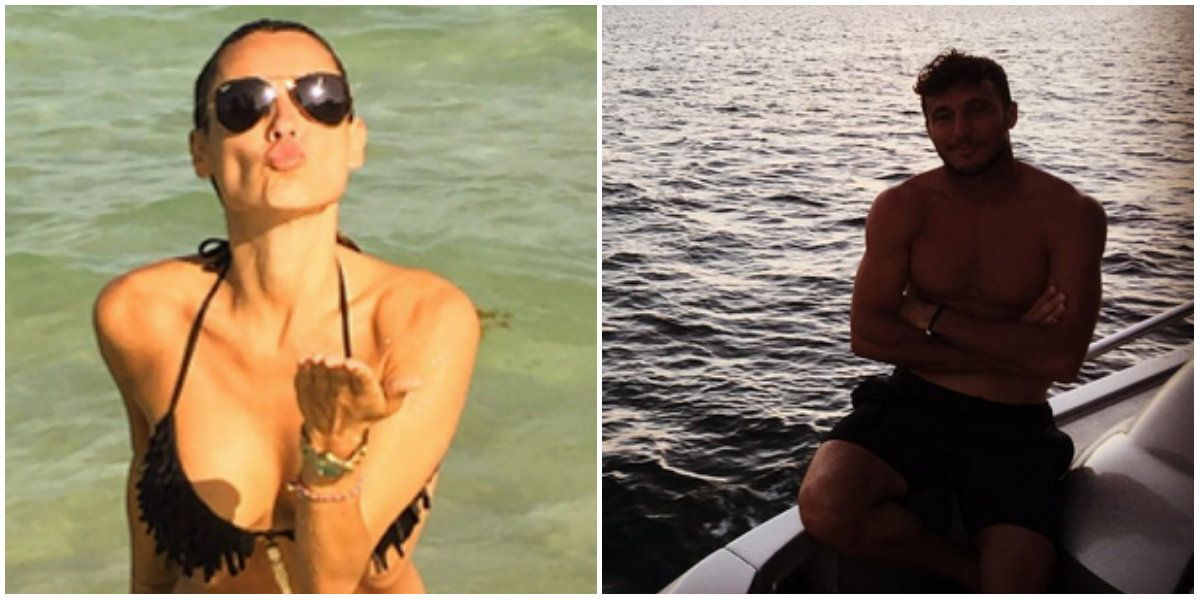 Otra vez en el mismo lugar: Pampita y Pico Mónaco coincidieron en Miami