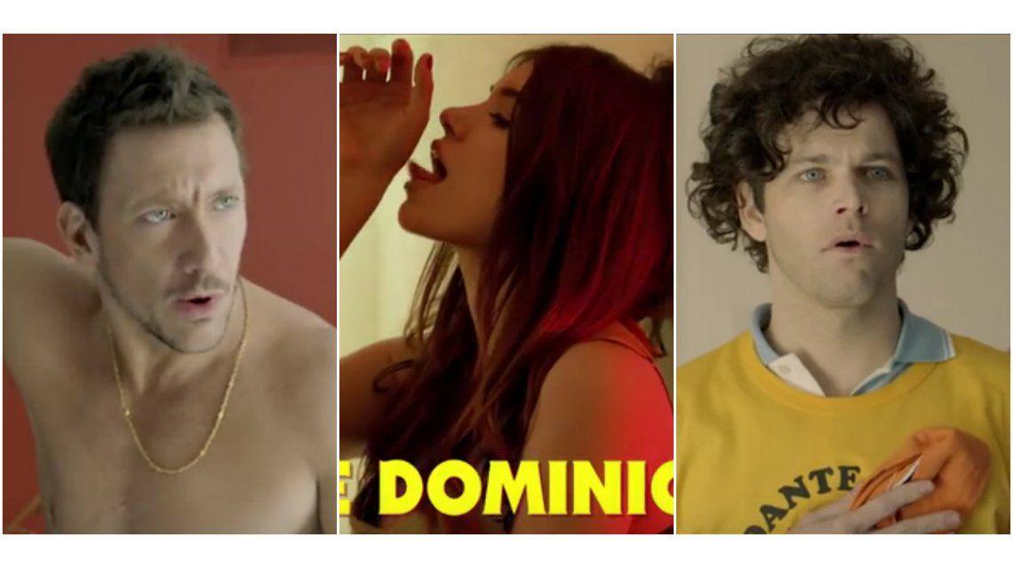 Sexo, adrenalina y acción en el trailer oficial de La última fiesta, la nueva película de Nico Vázquez y Benjamín Amadeo