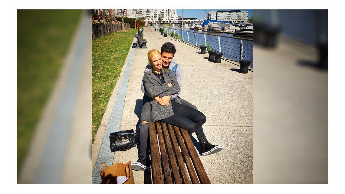Mariano Martínez, ¿blanqueó a su nueva novia?: la foto que enfureció a las fans de Lali Espósito