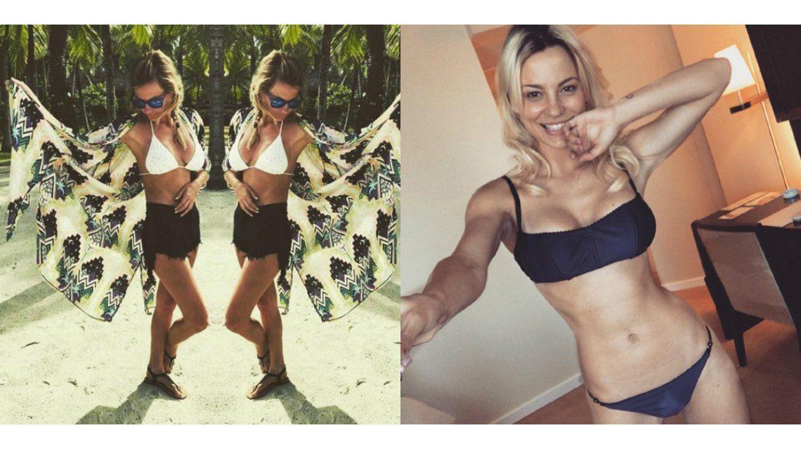 Erika Mitdank espera el verano con una foto ratonera en bikini