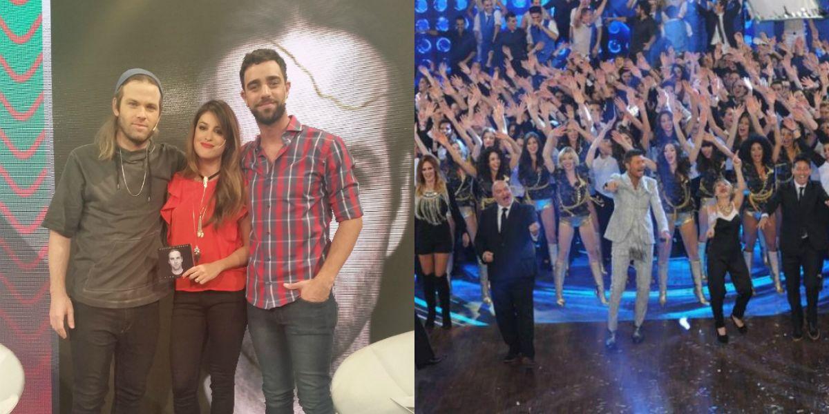 Benja Amadeo explicó por qué no incluyó la cortina de Showmatch en su disco debut