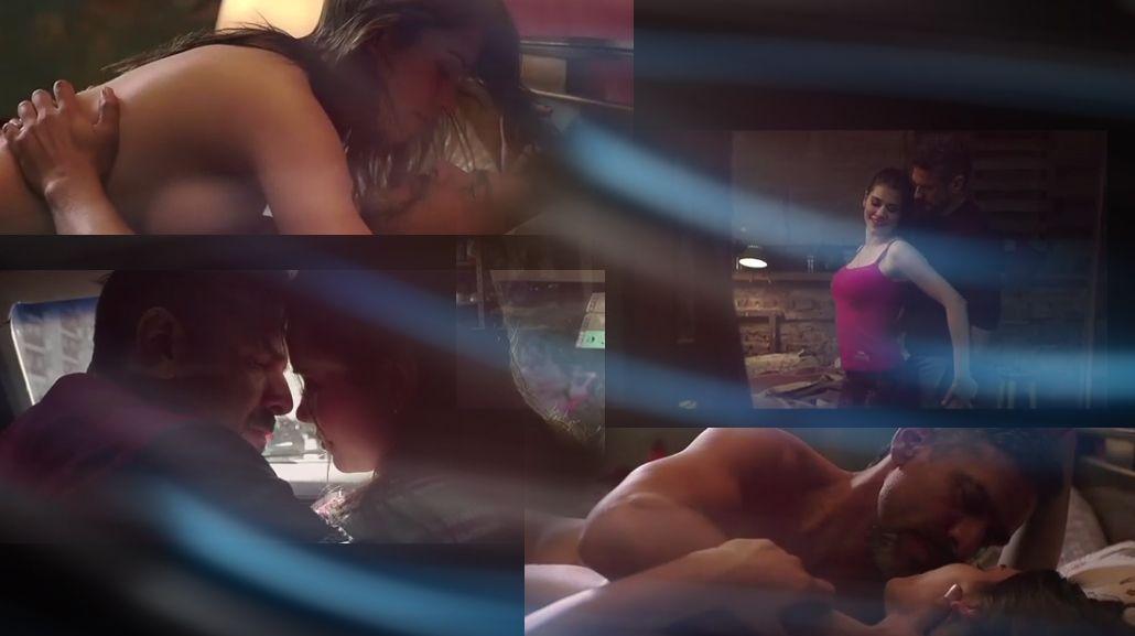 Eva de Dominici contó por qué aceptó tener escenas de sexo con Sbaraglia y cómo se lo tomará Furriel