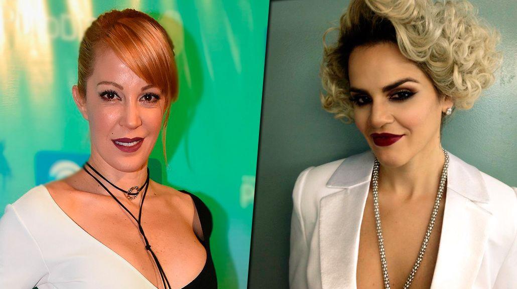 Miriam Lanzoni fulminó a Mariela Anchipi: La mujer de Dady Brieva es mala leche