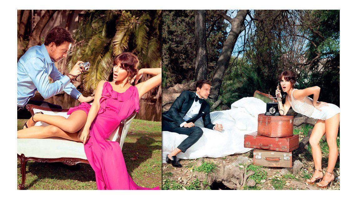 Nico Vázquez y Gime Accardi quieren casarse: cómo fantasean que sea la boda