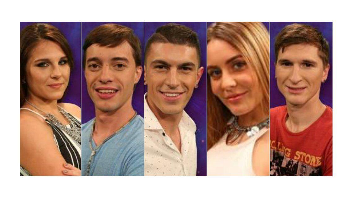 Se acerca el final de GH: se definieron los cinco finalistas