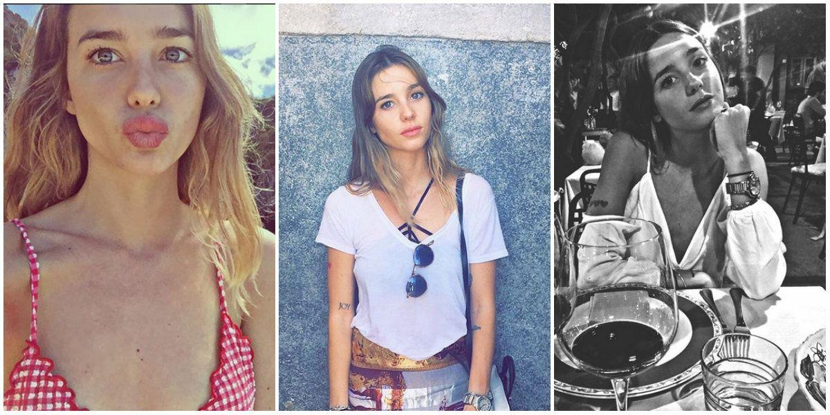 Lucía Celasco, una it girl suelta en Italia: los looks y la visita a los lugares más trendy