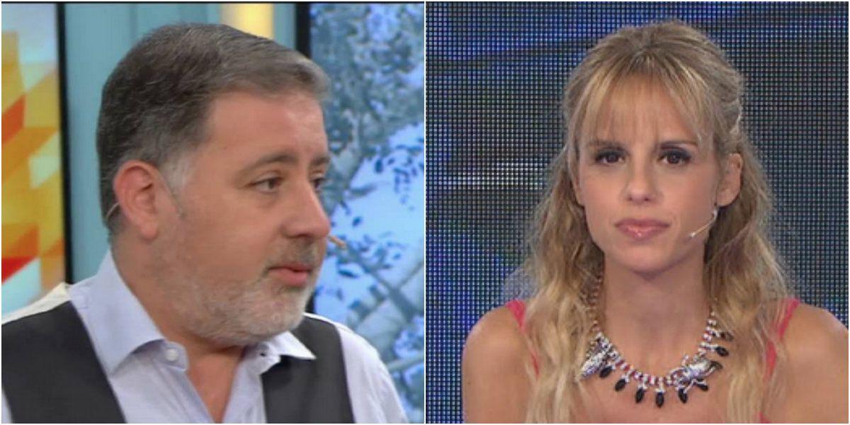 Mariana Fabbiani repudió una frase de Doman por el conflicto de Evelyn Von Brocke con Mercedes Ninci