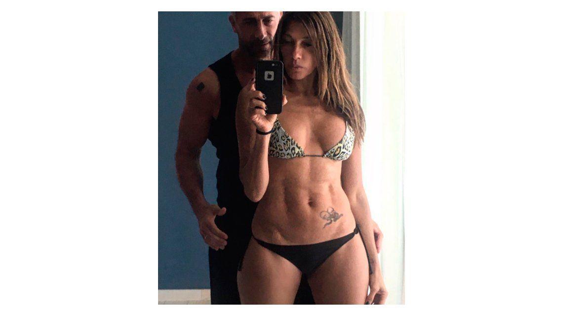 La foto súper hot de Cathy Fulop y Ova Sabatini: Sin photoshop