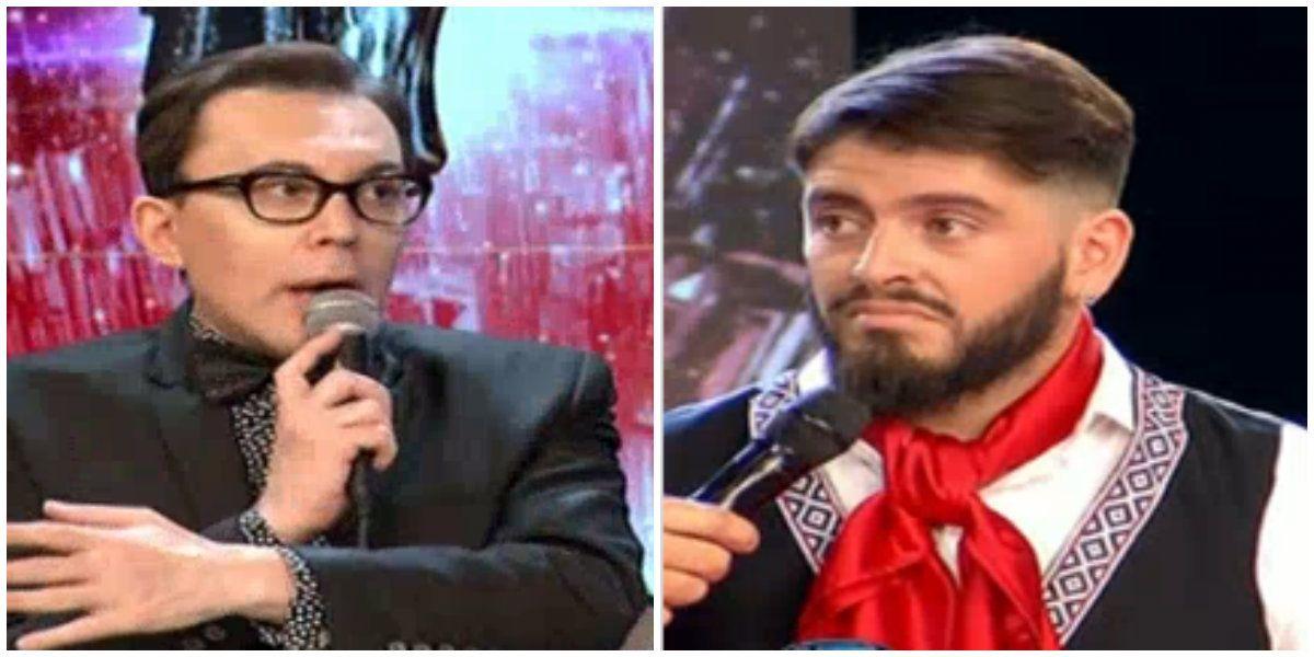 Picante ida y vuelta entre Diego Maradona Jr. y Polino, que lo trató de abusar de sus compañeros