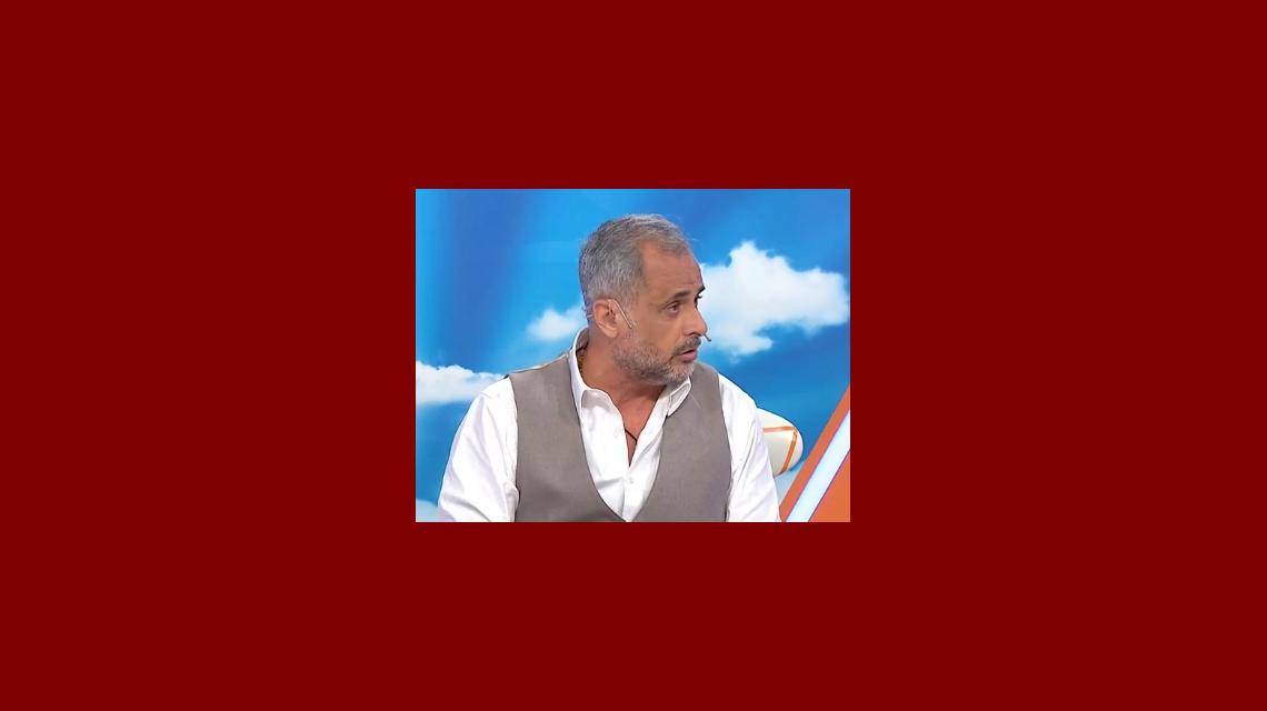 Jorge Rial reveló que Morena le pasó los audios de la feroz pelea de Pampita y Benjamín Vicuña