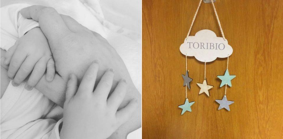 La primera foto de Toribio, el hijo recién nacido de Juana Repetto: No tengo palabras