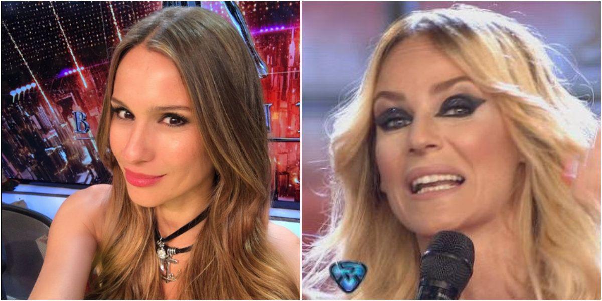 Con su particular tono, Pampita le respondió a Sabrina Rojas: Lo lamento si se siente mal con mi devolución