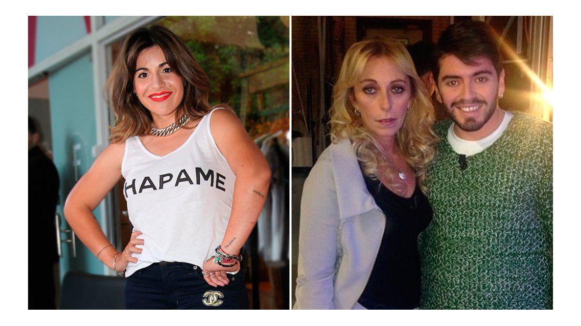 Gianinna cree que Diego Jr. es hijo de Hugo Maradona: la furiosa respuesta de Cristiana Sinagra