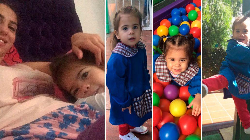 En medio de una crisis con Defederico, Cinthia Fernández se refugia en sus hijas: Desayunando con mi princesa