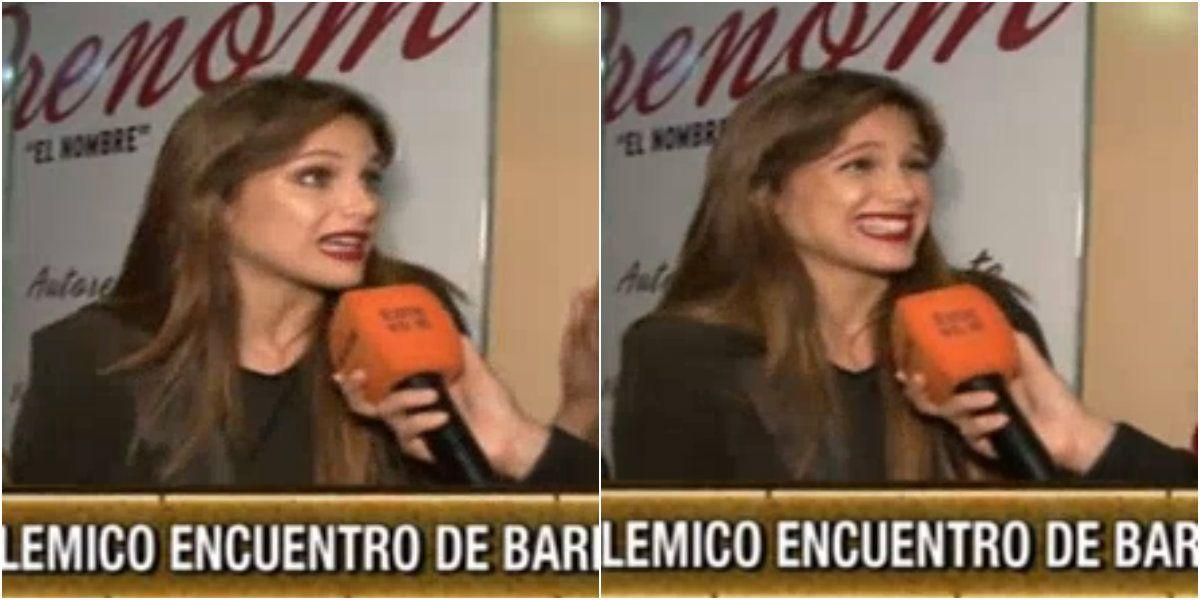 La inesperada respuesta de Barbie Vélez sobre la restricción perimetral que le puso a Fede Bal: Sigue estando, por eso estoy muy feliz