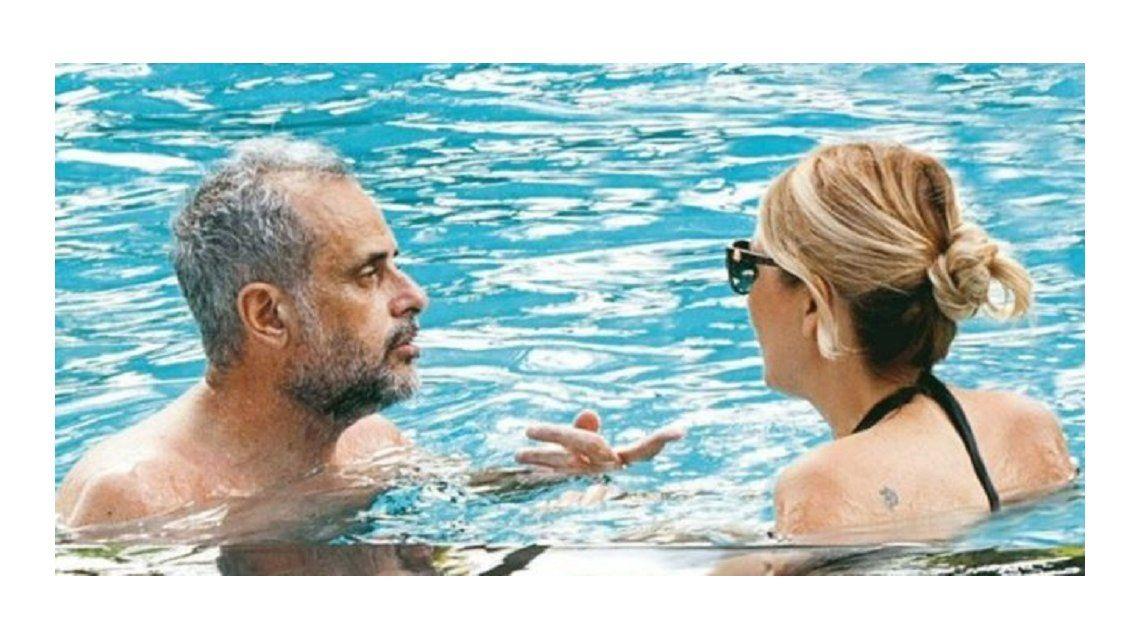 Jorge Rial reveló cómo conoció a Andrea Terzolo, la ex modelo con quien se lo vio en Miami