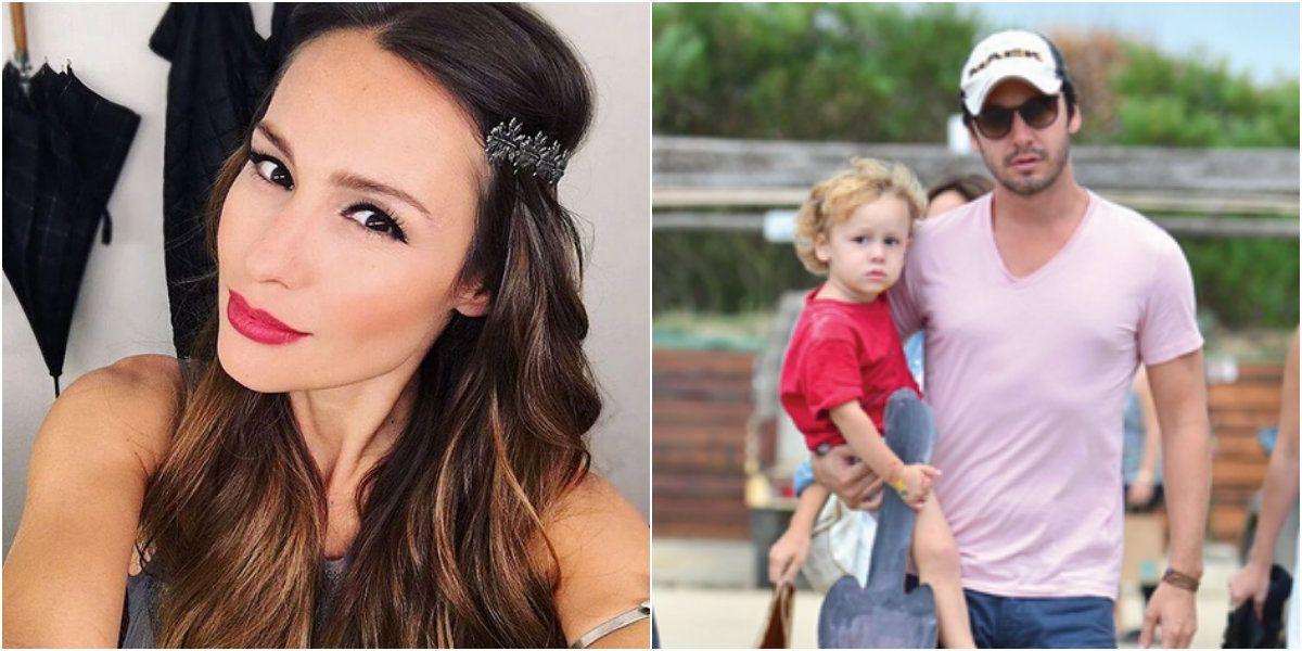 Pampita aclaró sus frases sobre la relación de Vicuña con los hijos: Él sabe cómo lo valoro