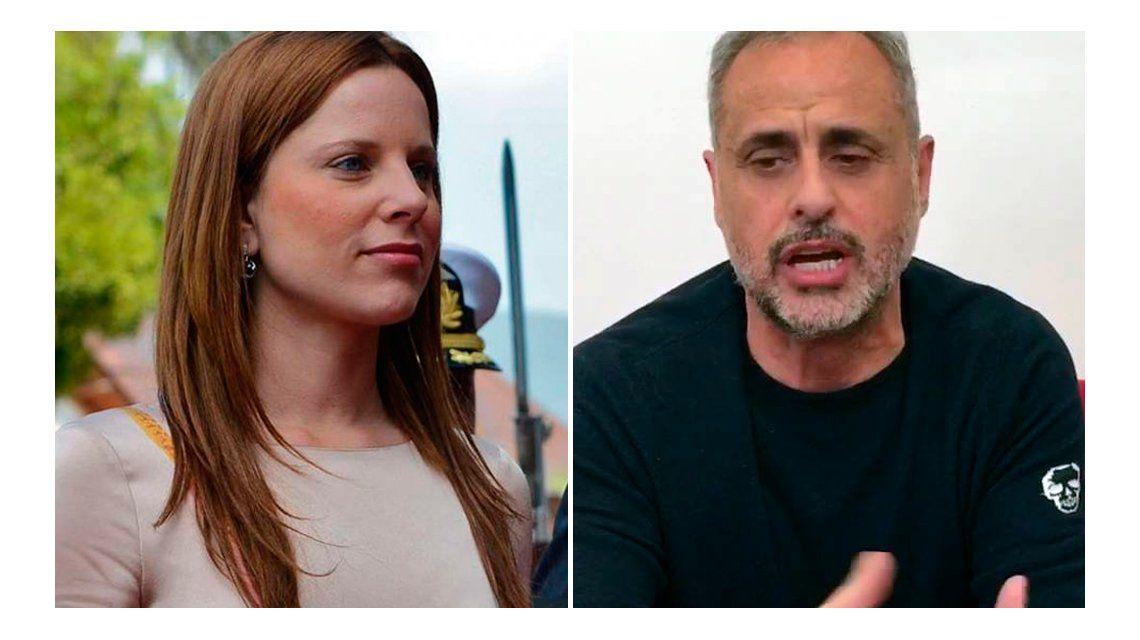 Agustina Kämpfer durmió con Jorge Rial: Tengo motivos para acompañarlo