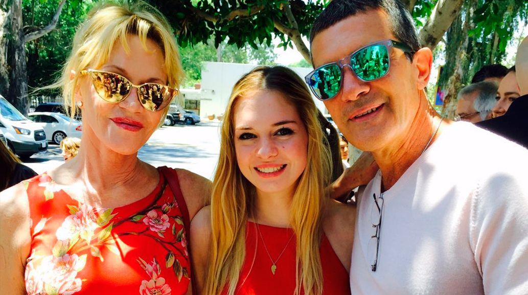 Ex con buena onda: el saludo de cumpleaños de Antonio Banderas a Melanie Griffith en las redes