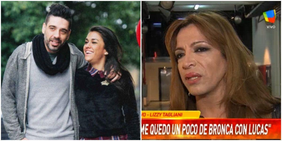 Lucas Tisera y Cynthia Aller esperan un hijo: qué dijo Lizy Tagliani