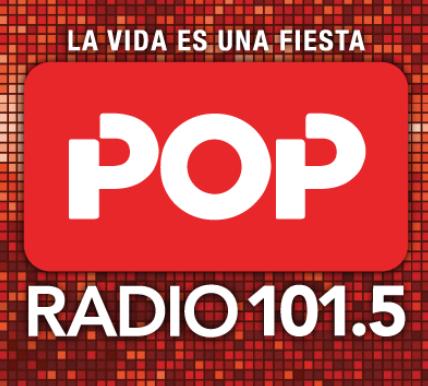 Pop 101.5 sigue creciendo: es líder de las FM y tuvo un récord histórico de medición