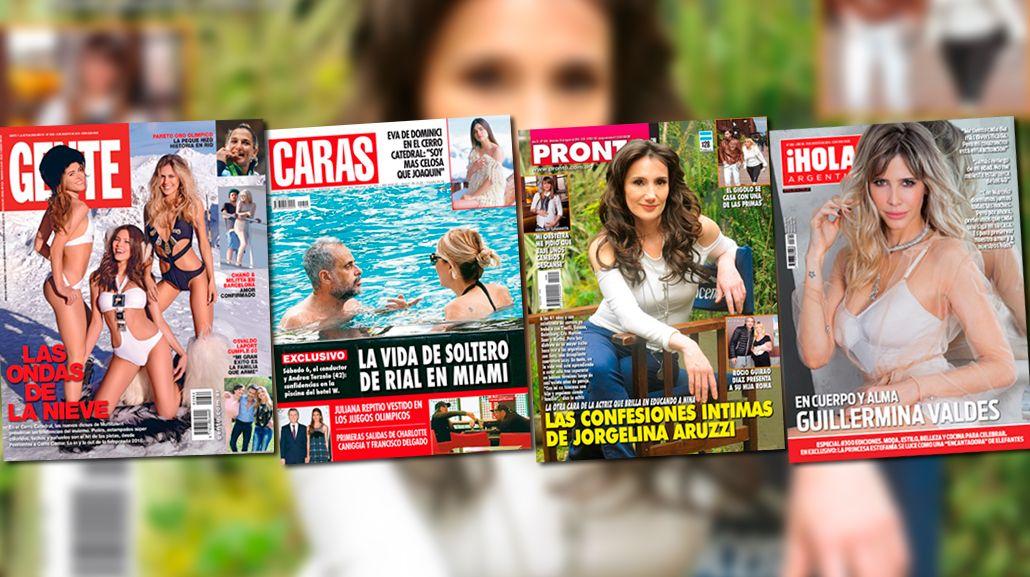La vida de soltero de Jorge Rial en Miami; Guillermina Valdes y Jorgelina Aruzzi, íntimas