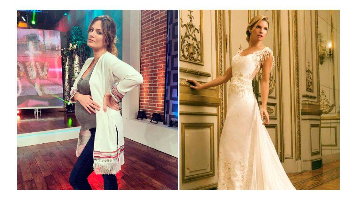 Guerra de modelos: ¿por qué Paula Chaves no fue invitada al casamiento de Sofía Zámolo?