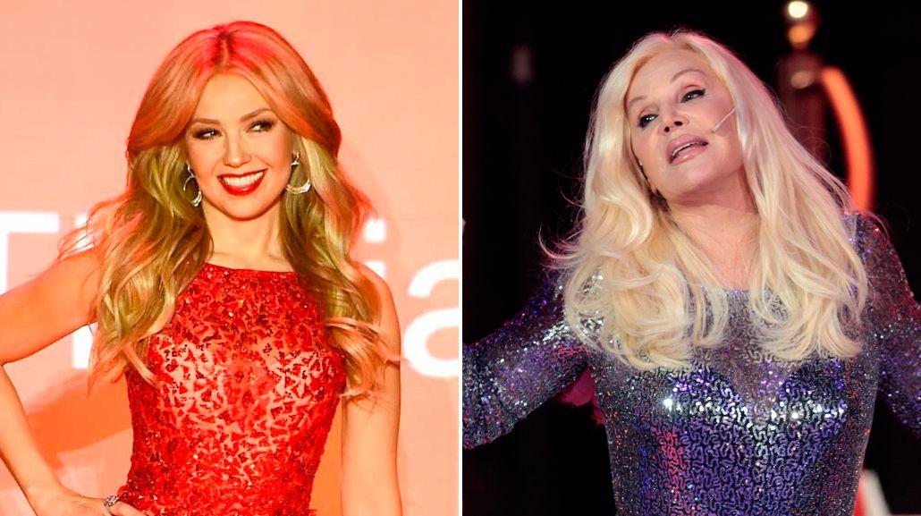 El insólito desafío de Thalía a Susana Giménez en Instagram: Yo pongo la música y el tequila