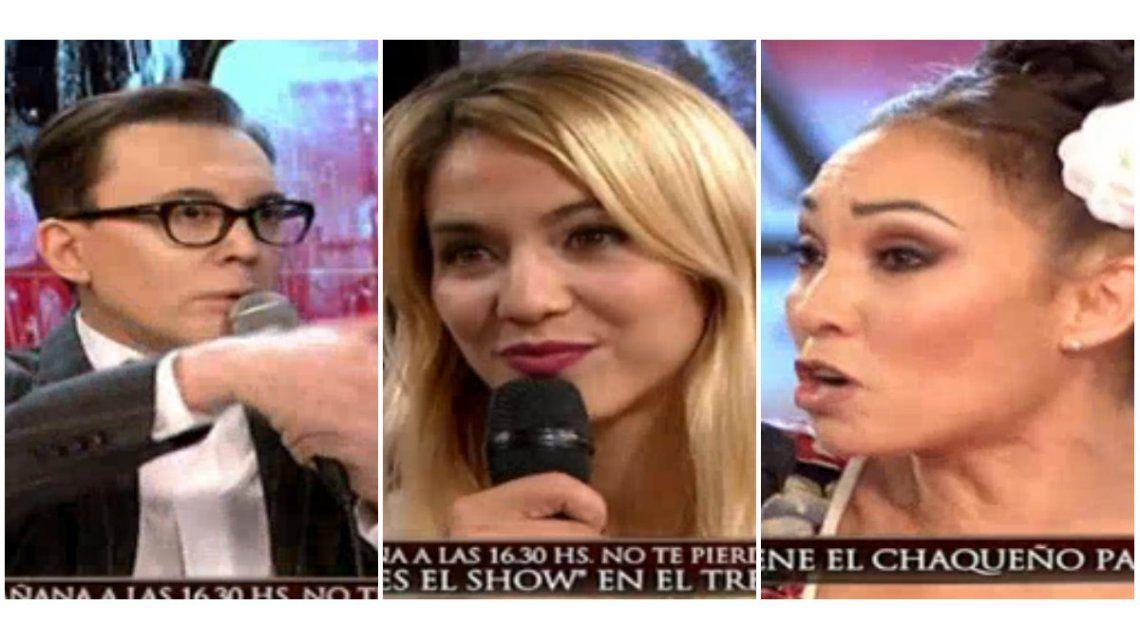 Ernestina Pais, muy filosa con Flor Vigna: ¿Puedo mandar a mi bailarín a descansar y que vuelva renovado en dos semanas?