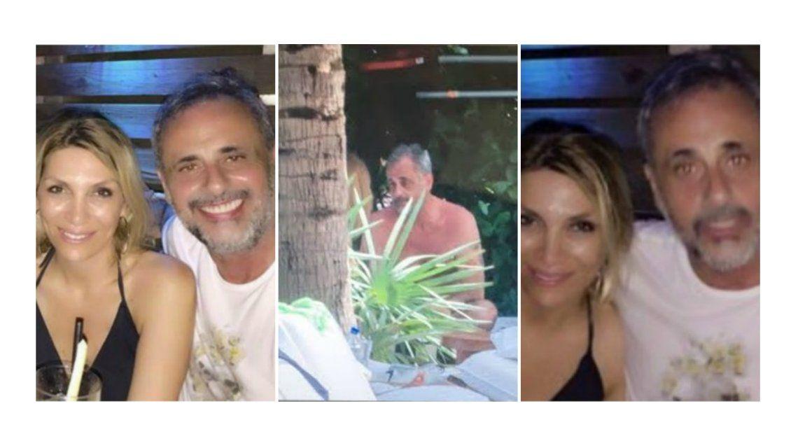 ¿Quién es la misteriosa mujer que acompaña a Jorge Rial en Miami?: el tuit de conductor