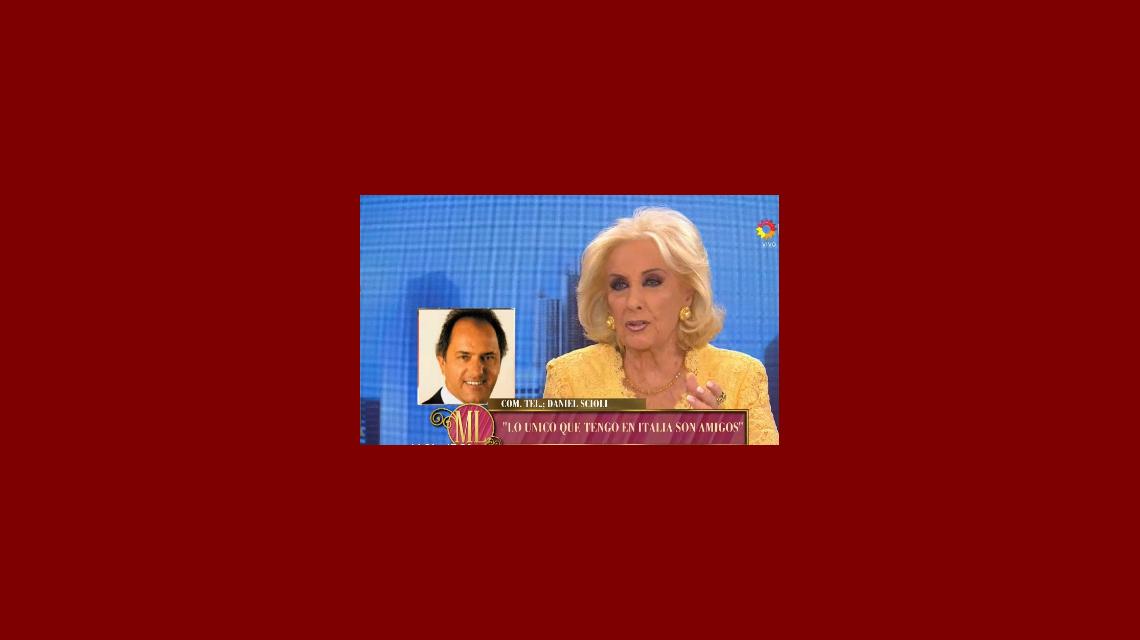 El furcio ¡y mareo! de Mirtha Legrand en pleno programa: ¿Quién es Paula Pareto?