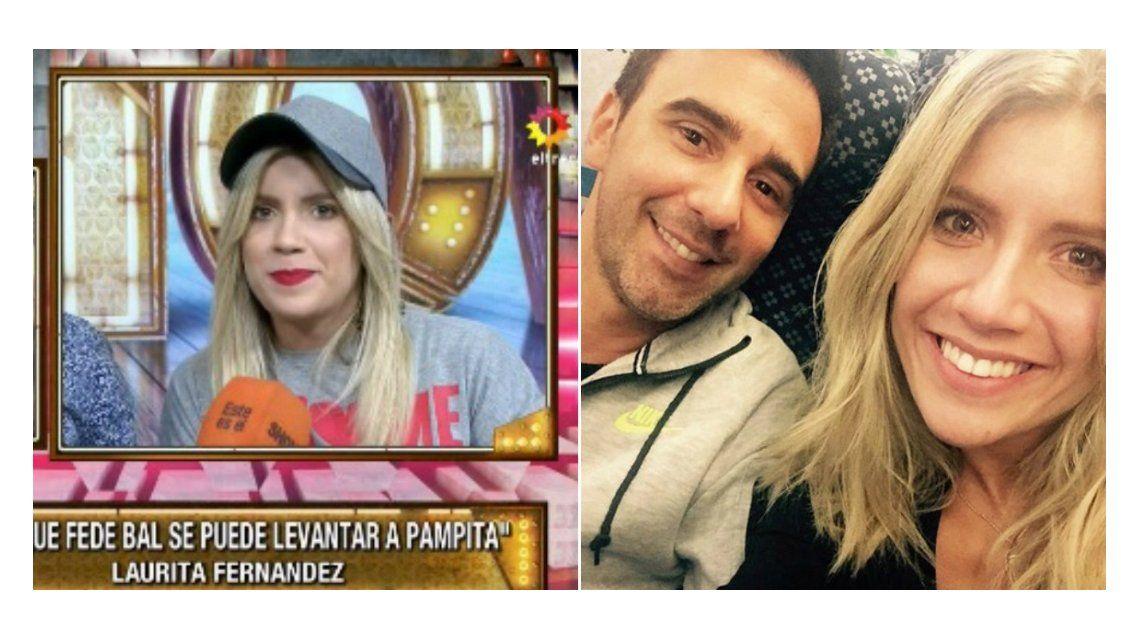 ¿Fede Hoppe ya superó a Laurita Fernández? Por primera vez lo vi sonreír y disfrutar, dijo ella