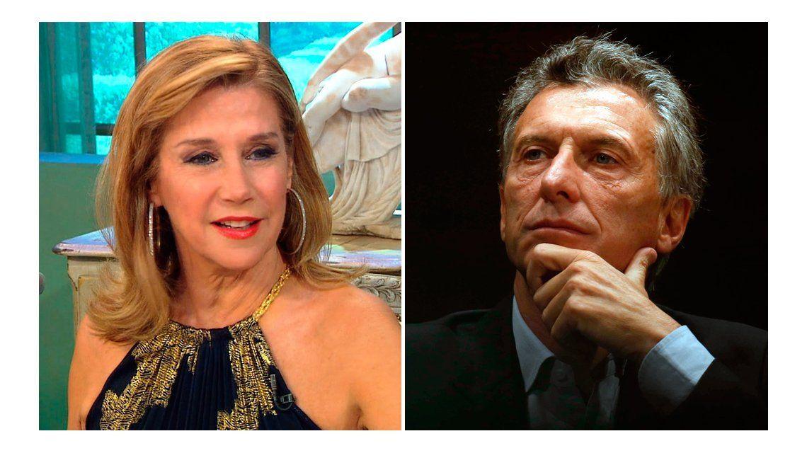 Marcela Tinayre se sumó a las críticas de Mirtha Legrand y Juana Viale a Mauricio Macri: Nos shockearon con las tarifas